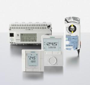 Kommunikative Luftklappenantriebe ermöglichen KNX-basierte Syst